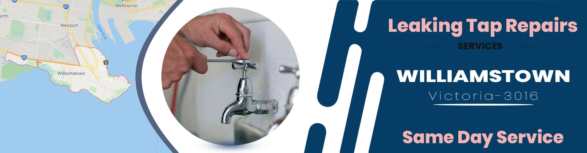 Leaking Tap Repairs Williamstown