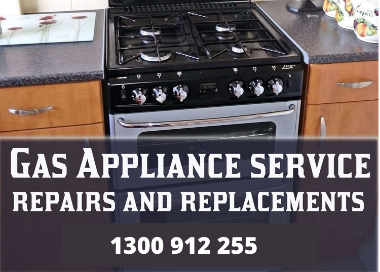 Gas Appliances Repair and Service