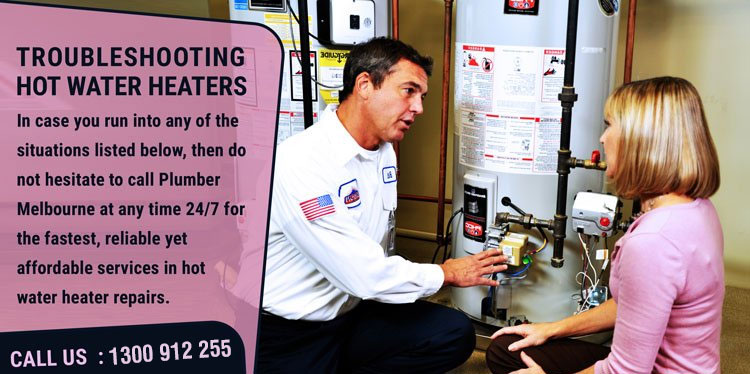 Hot Water Heater Repair Ballarat