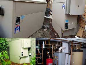 Repair of Residential Heating Systems Frankston