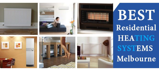 Residential Heating System in Greenvale