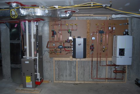 Replacement of Residential Heating Systems Ringwood North