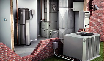 Replacement of Residential Heating Systems Eden Park