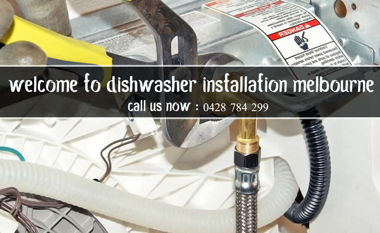 Dishwasher Installation Crystal Creek