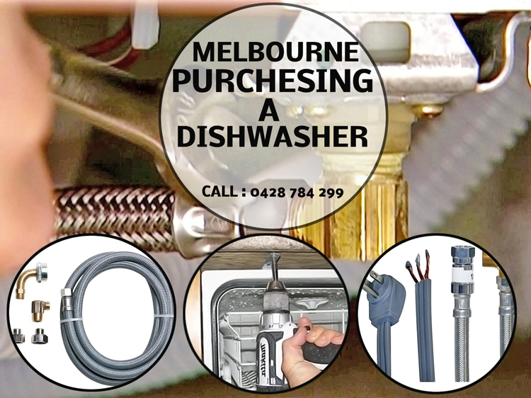 Dishwasher Replacement Mount Burnett