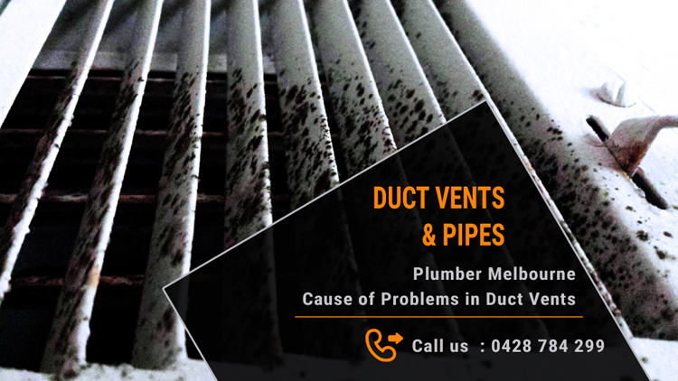 Duct Vents Installation Melbourne