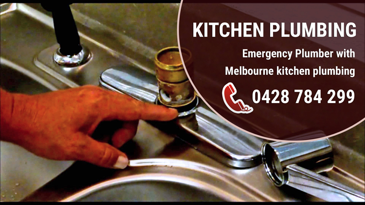 Emergency Kitchen Plumbing St Kilda