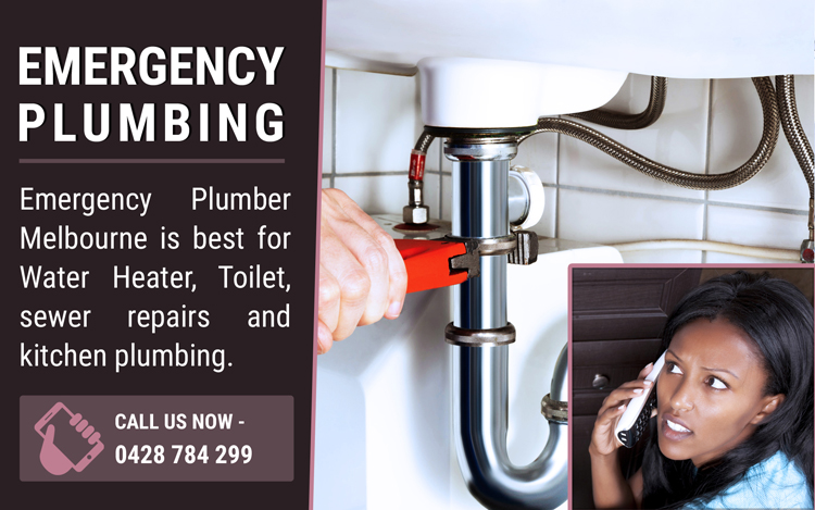 Emergency Plumber Kew East