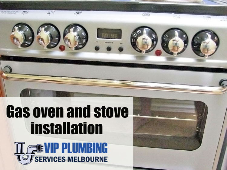 Gas Appliance Fitting Silvan