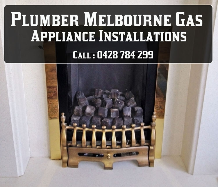 Gas Appliance Installations Indented Head