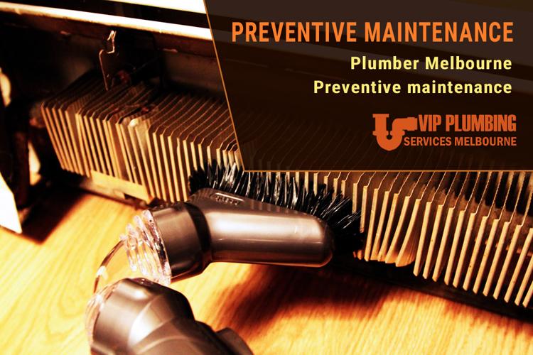 Gas Heater Preventive Service