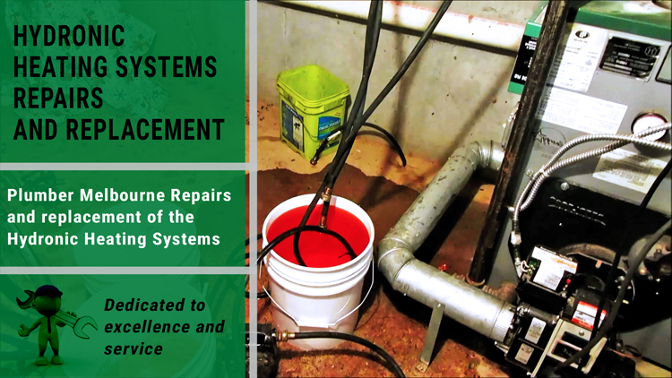 Heating System Replacement Melbourne