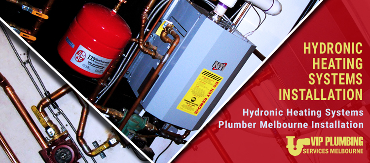 Heating Systems Plumber Melbourne