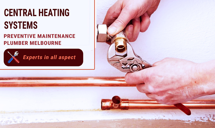 Heating Systems Repairs Melbourne