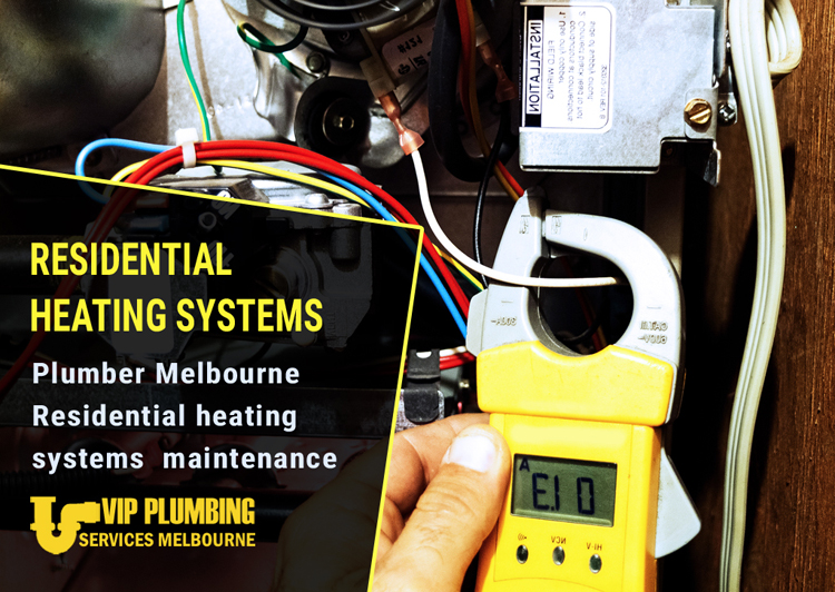 Heating System Servicing Melbourne