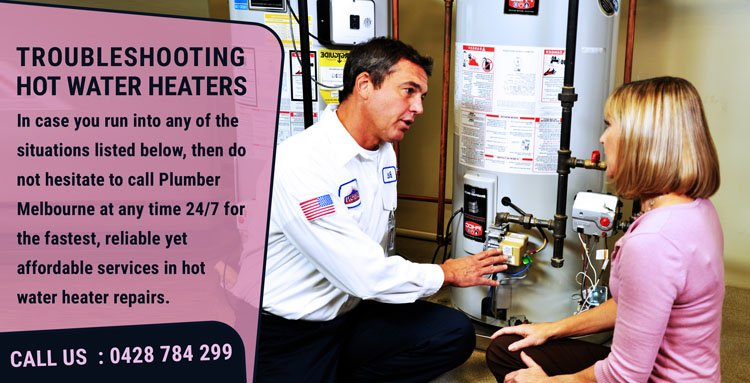 Hot Water Heater Repair Brunswick South