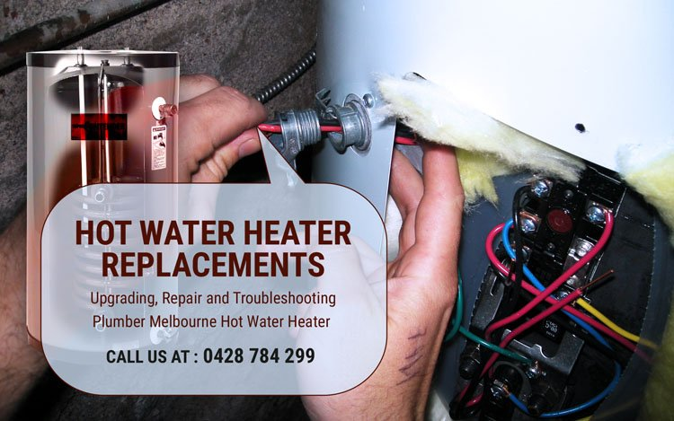 Hot Water Heater Repair Macleod West