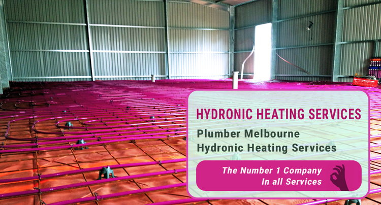 Hydronic Heating System Melbourne