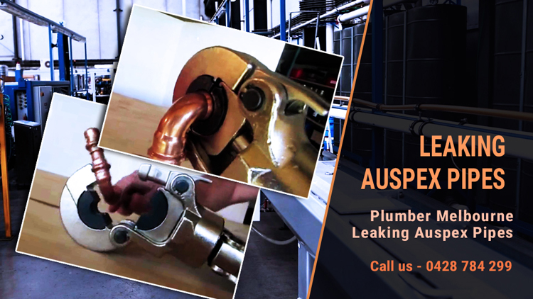 Burst Pipes Repair West Melbourne