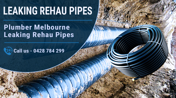Leaking Water Pipes Replacement Montmorency