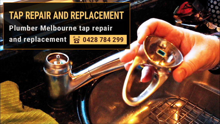 Leaking Tap Replacement  Collins Street East