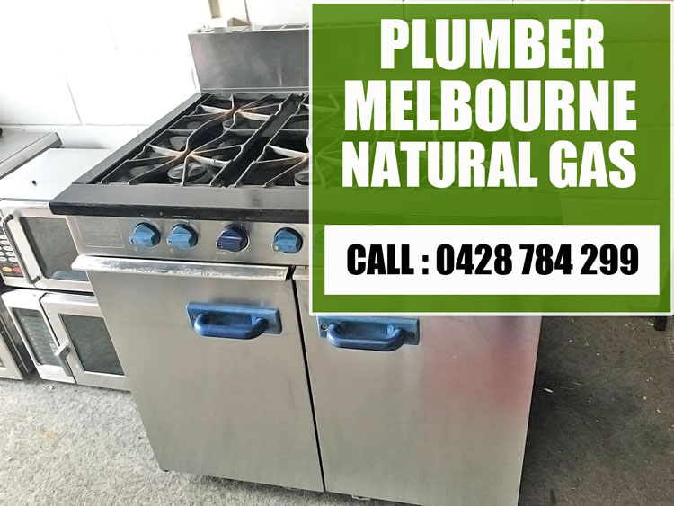 Natural Gas Plumber St Kilda Road Central