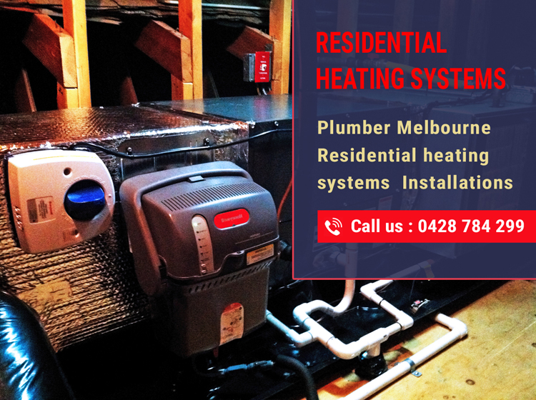 Residential Heating System Melbourne