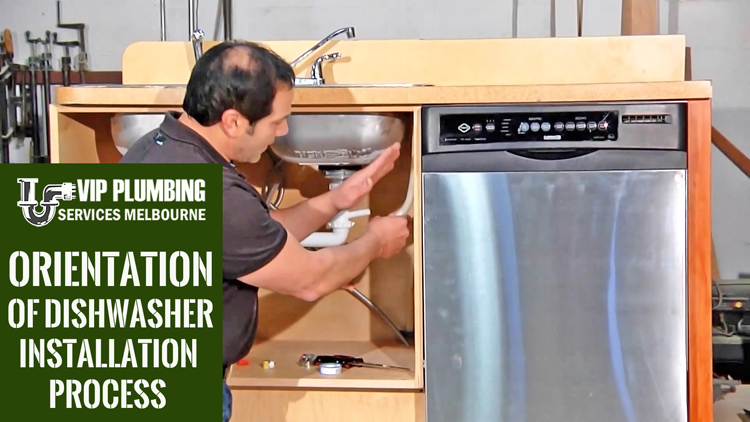 Dishwasher Installation Mount Eliza