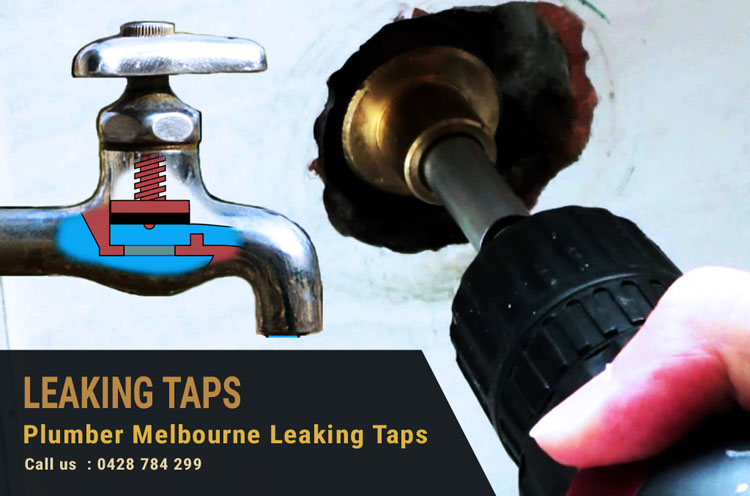 Leaking Tap Repairs Macleod West