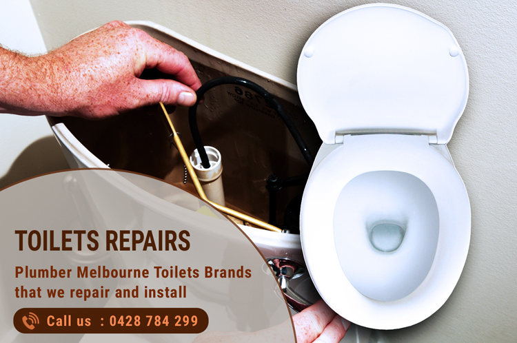 Toilets Installation Blampied