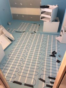 Hydronic Heating Blampied