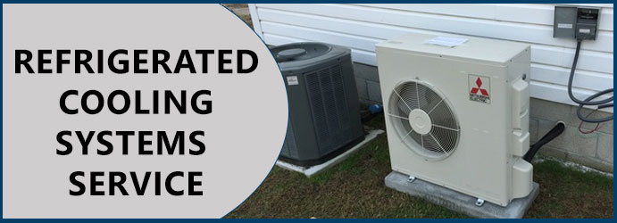 Refrigerated Cooling  Service
