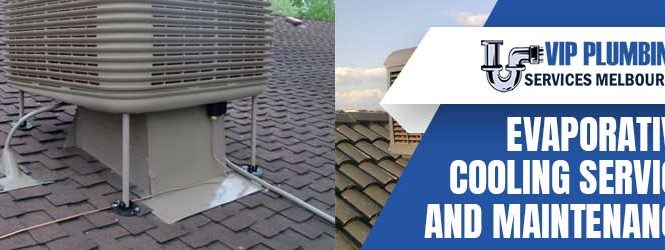Evaporative Cooling Service And Maintenance