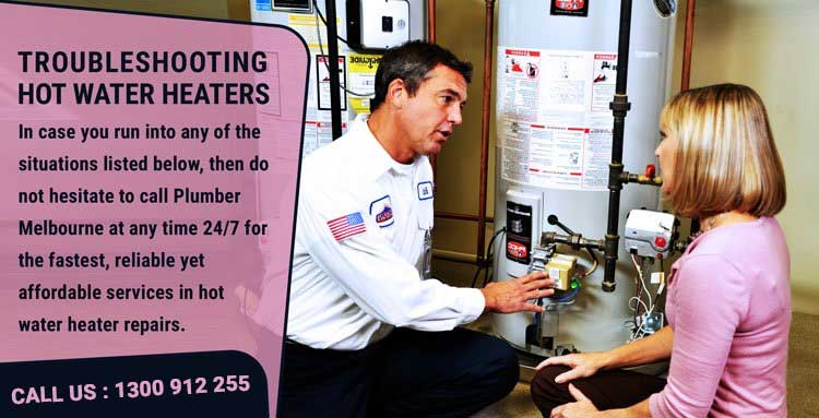 Repair Hot Water Heater Melbourne