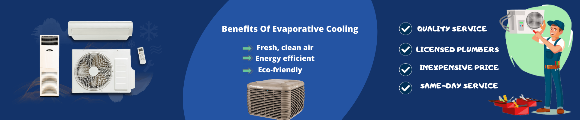 Evaporative Cooling Service