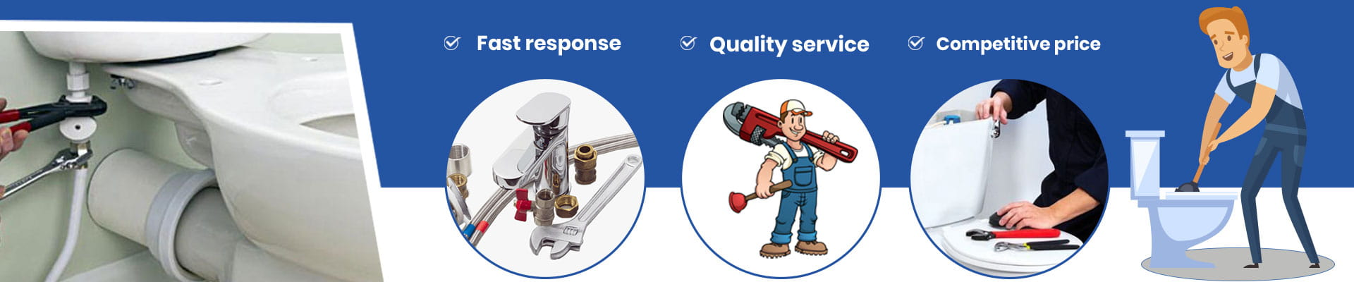 Toilets Repairs And Replacements Melbourne