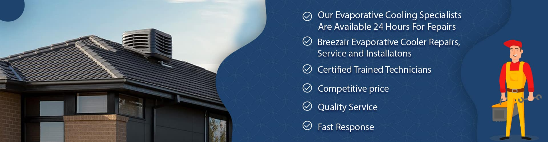 Evaporative Cooling Geelong