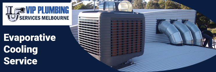 Evaporative Cooling Anakie