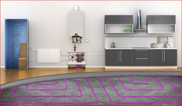 Floor Hydronic Heating Melbourne Service