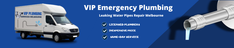 Leaking Water Pipes Repair Melbourne