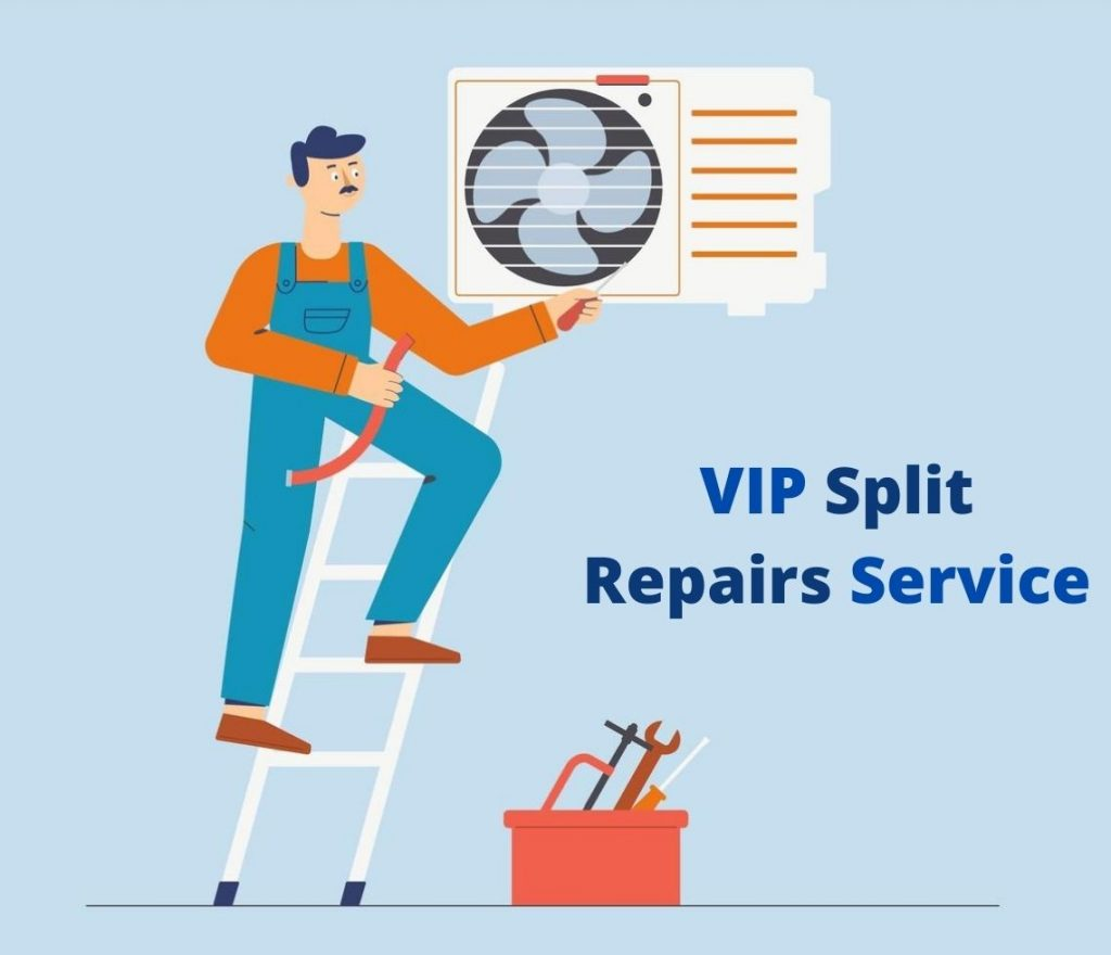 Split Heating Repairs Service